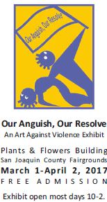 Call for Artists:Art Against Violence 2017