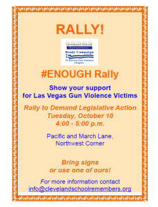Las Vegas Rally  Oct. 6